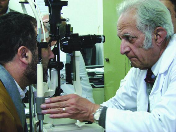 بهترین چشم پزشک ایران